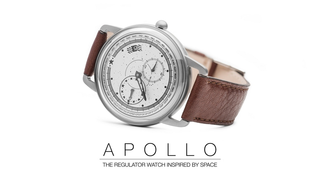 Apollo Watch On Kickstarter