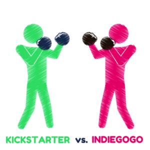 Kickstarter vs. Indiegogo