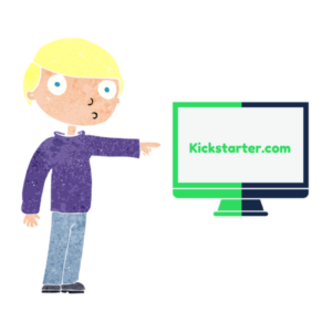 Visit Kickstarter.com