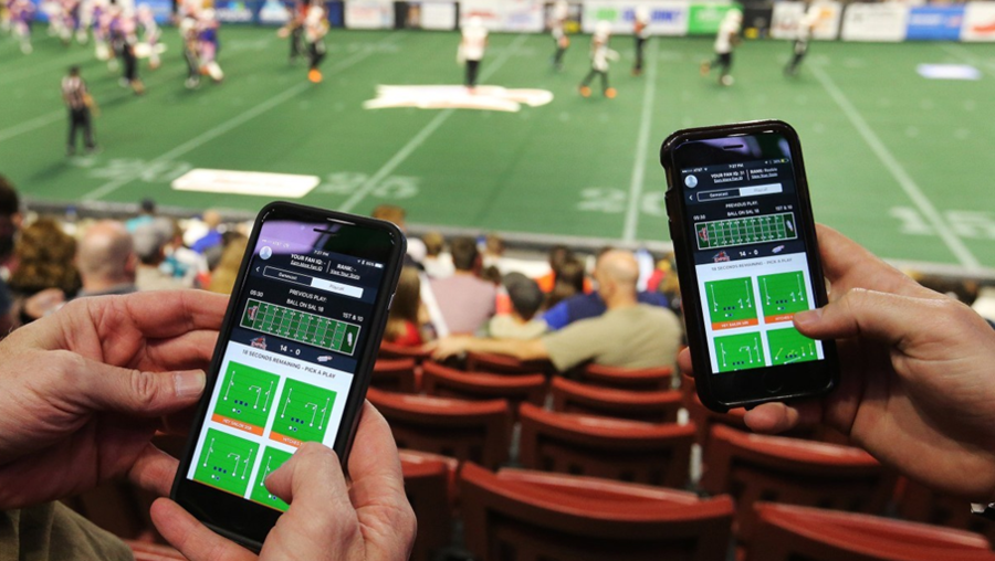 Fan Controlled Football League Indiegogo