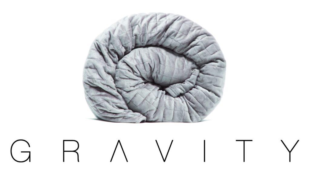 Gravity Blanket Kickstarter