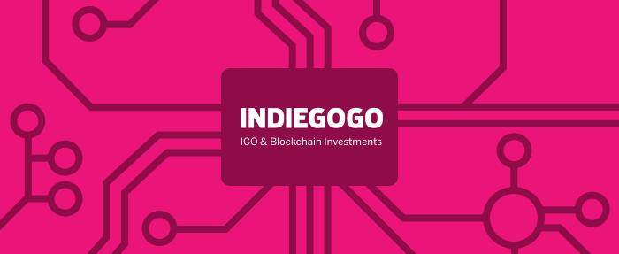 Indiegogo ICOs