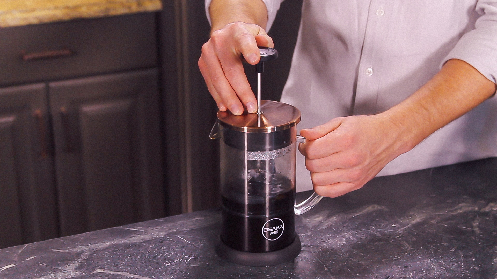 How to use the Osaka French Press