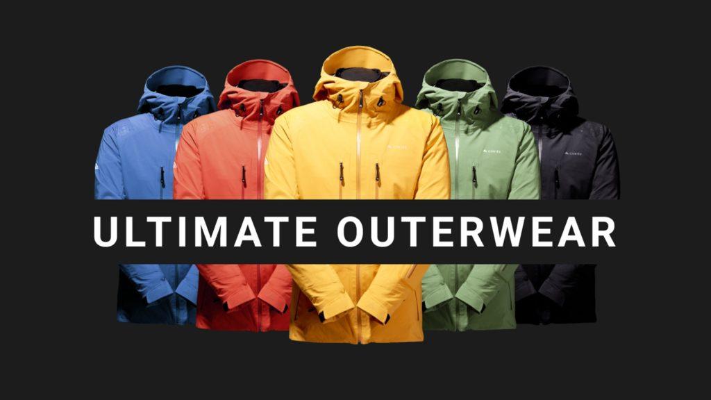 Cortez Outerwear Kickstarter