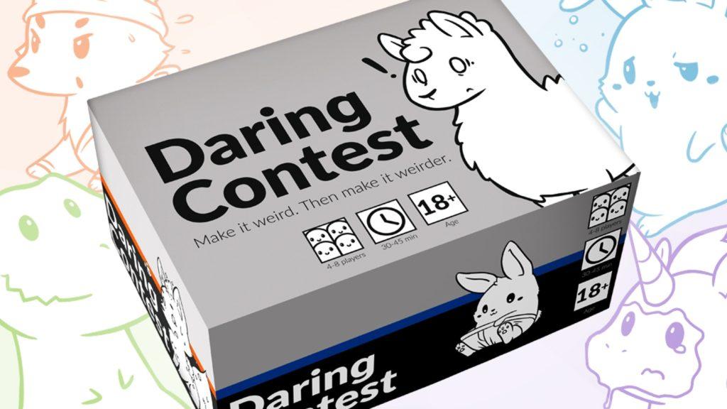 Daring Contest Kickstarter