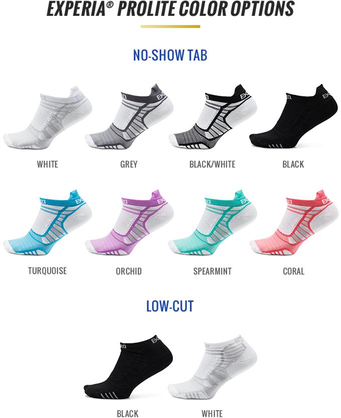 Experia Socks Kickstarter