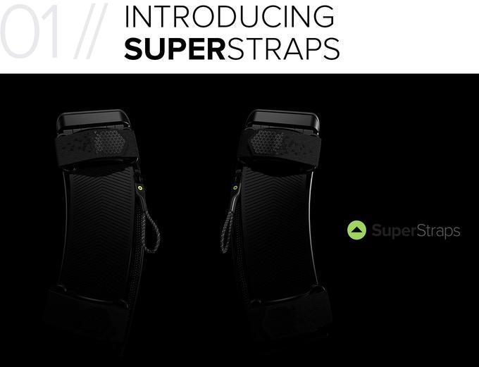 Super Straps Kickstarter