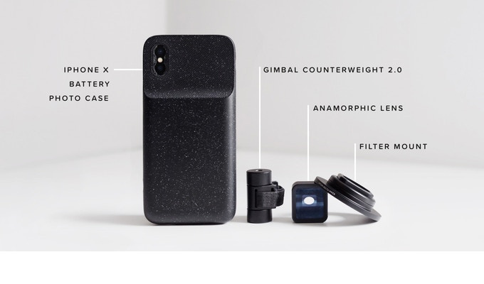Moment Anamorphic Lens Kickstarter