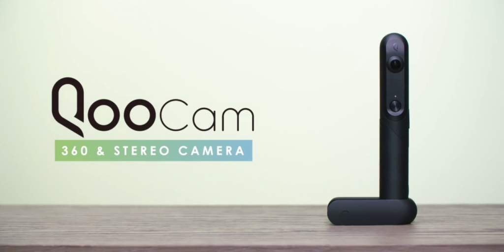 QooCam Kickstarter