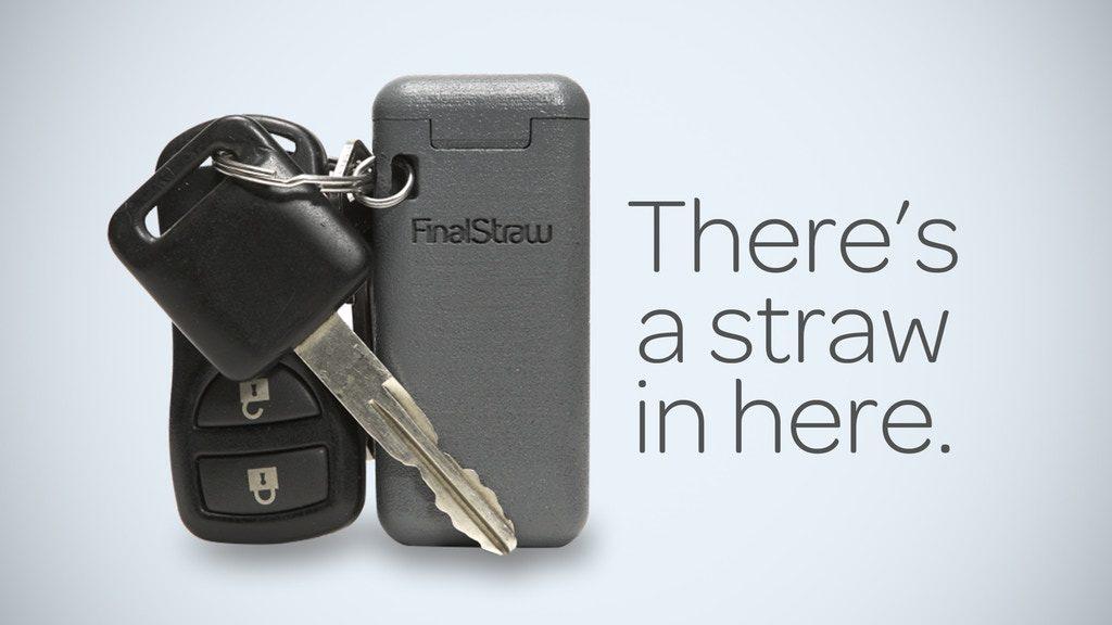 FinalStraw Kickstarter