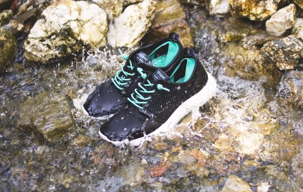 Tropic Shoe Kickstarter