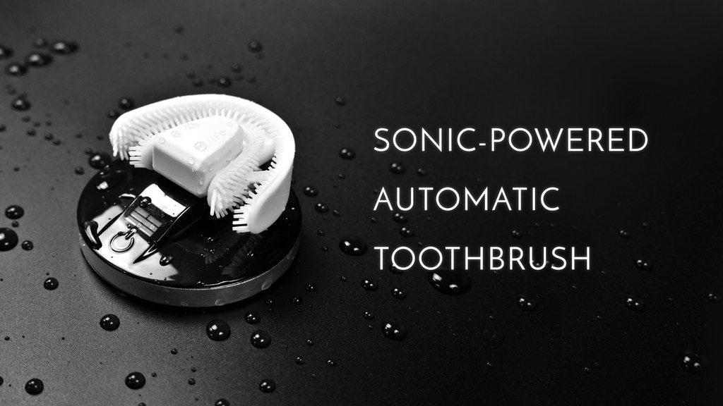 CHIIZ Toothbrush Kickstarter