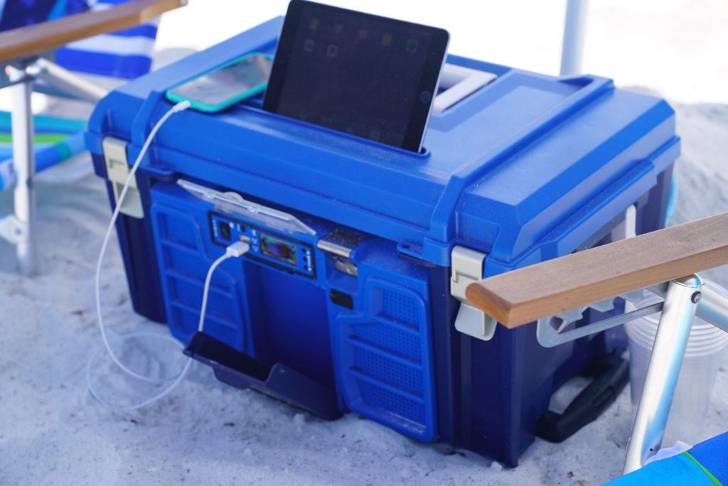KIckstarter Coolbox