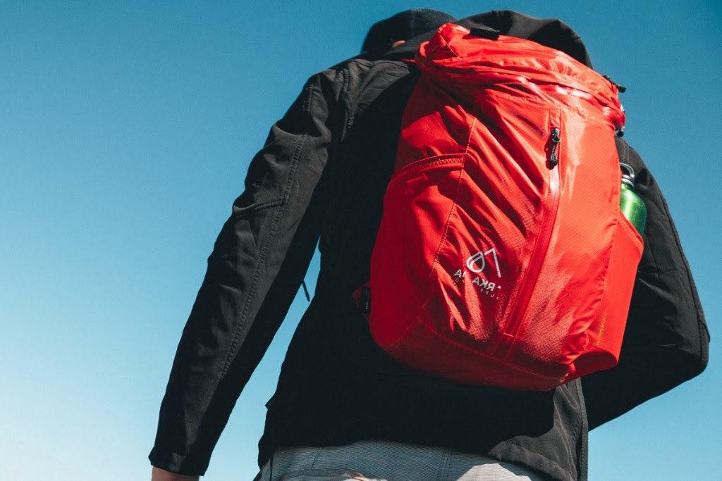 The Alta 21 Backpack Kickstarter