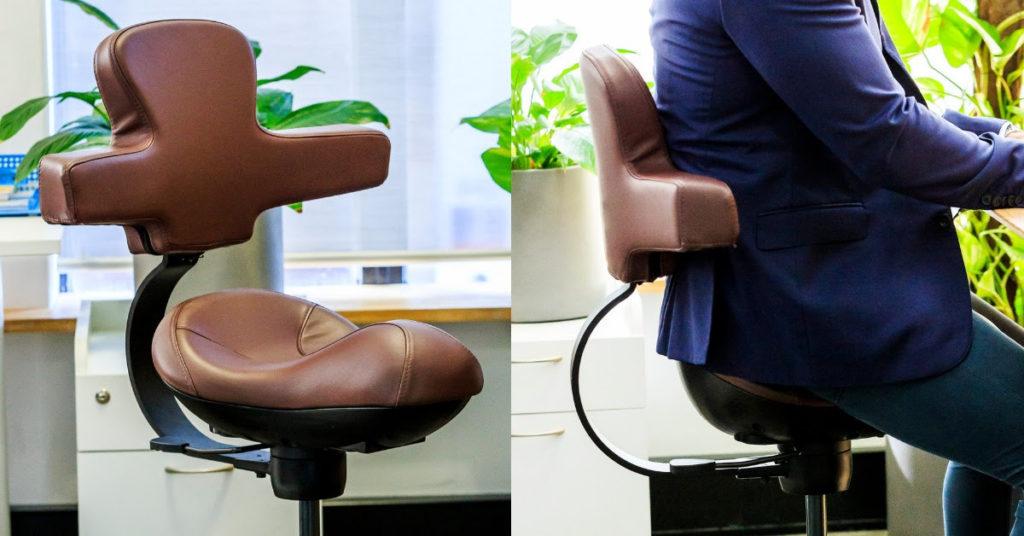 Workhorse Saddle Chair Kickstarter