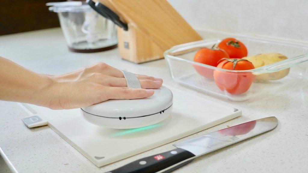 CleanseBot Kickstarter Bacteria Killing Robot