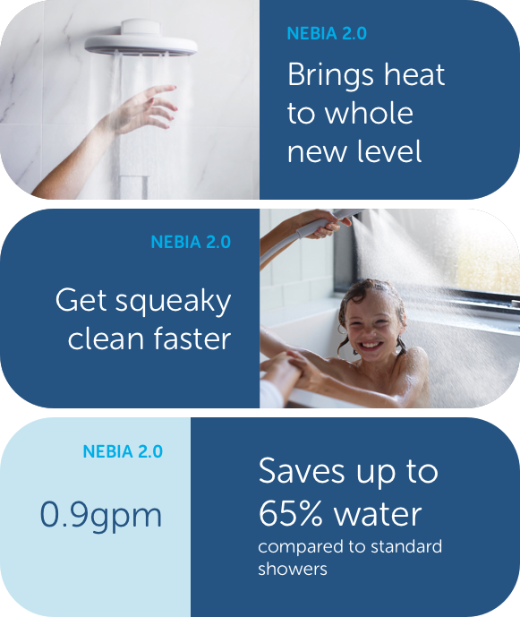 Nebia Spa Shower 2.0 Review