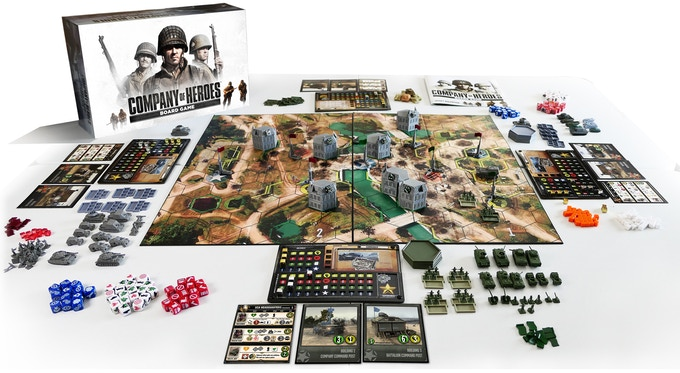 Best Kickstarter Board Games 2019