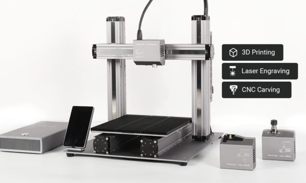 [Review] Snapmaker 2.0 – The absolute best 3D printer ever made?
