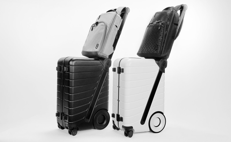 The SIX Carry-On Luggage Kickstarter