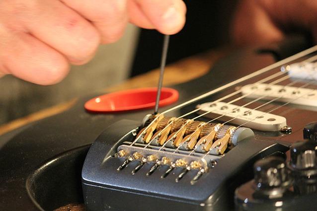 Boaz One Guitar Kickstarter