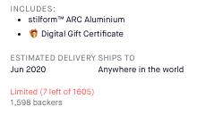 2020 Kickstarter Tips